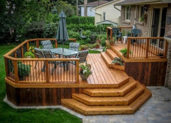 Deck Design and Deck Builder in Dayton Ohio