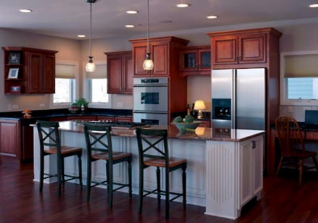 Kitchen Design and Remodeling in Dayton Ohio, by M & M Home Remodeling & Construction
