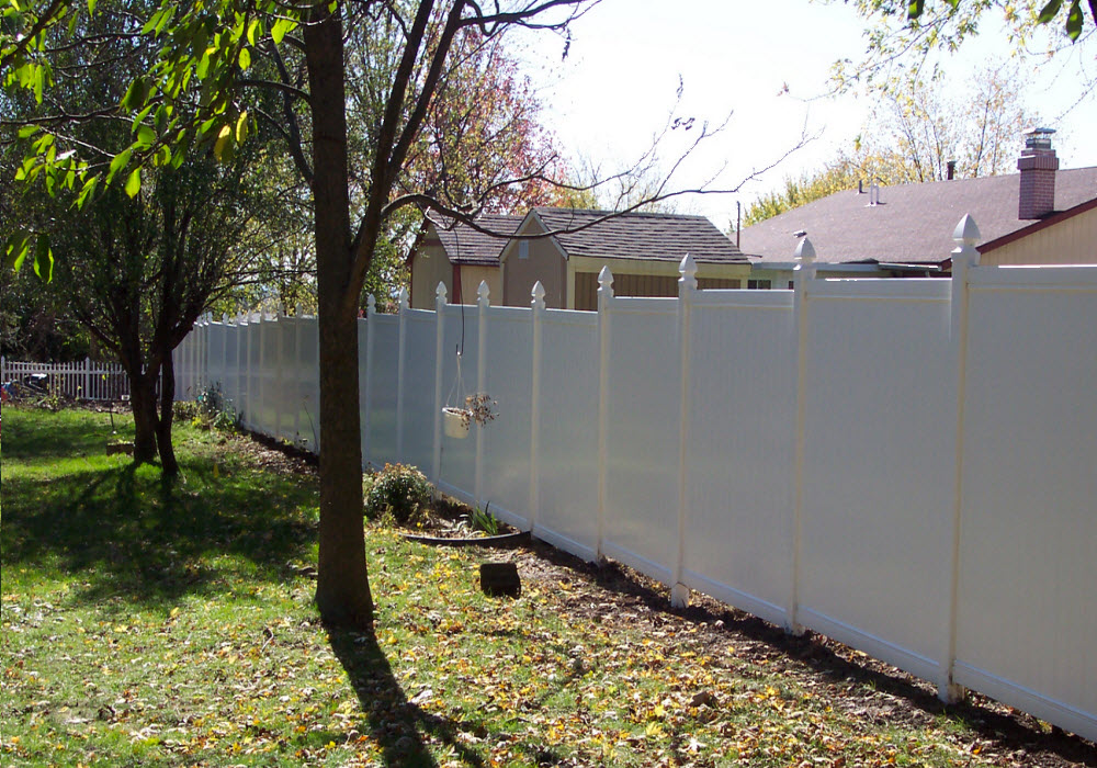 Fence Design and Builder in Dayton Ohio, by M & M Home Remodeling & Construction