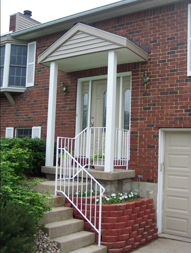 Porch Design and Builder in Dayton Ohio, by M & M Home Remodeling & Construction