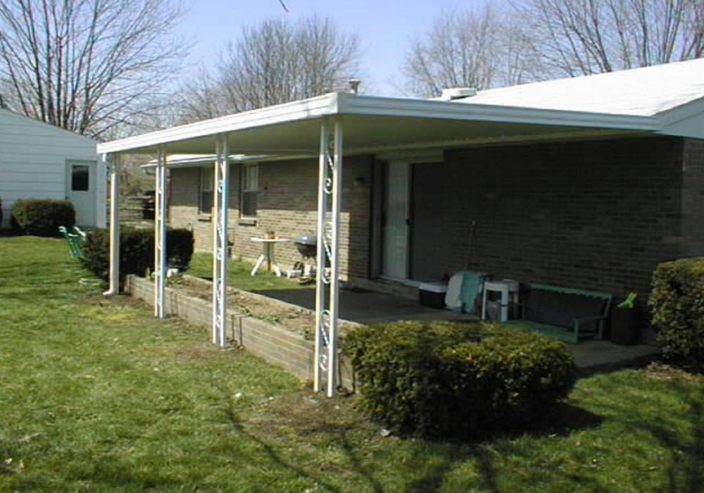 Patio Enclosures, Covers and Sunrooms in Dayton Ohio, by M & M Home Remodeling & Construction